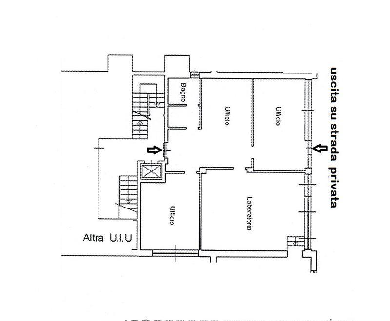 Ufficio a Milano in affitto - 110mq