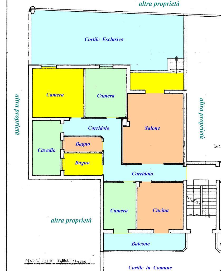 Appartamento con terrazzo, Pignataro Maggiore partignano