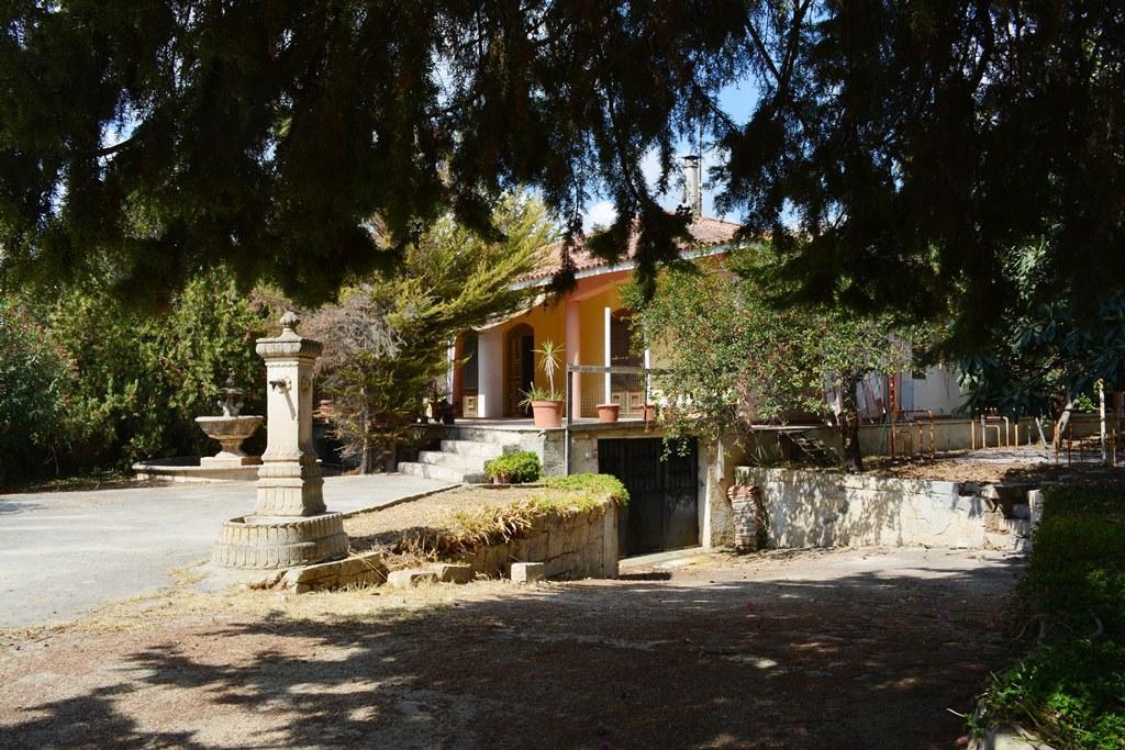 Villa con terrazzo via scarlatti