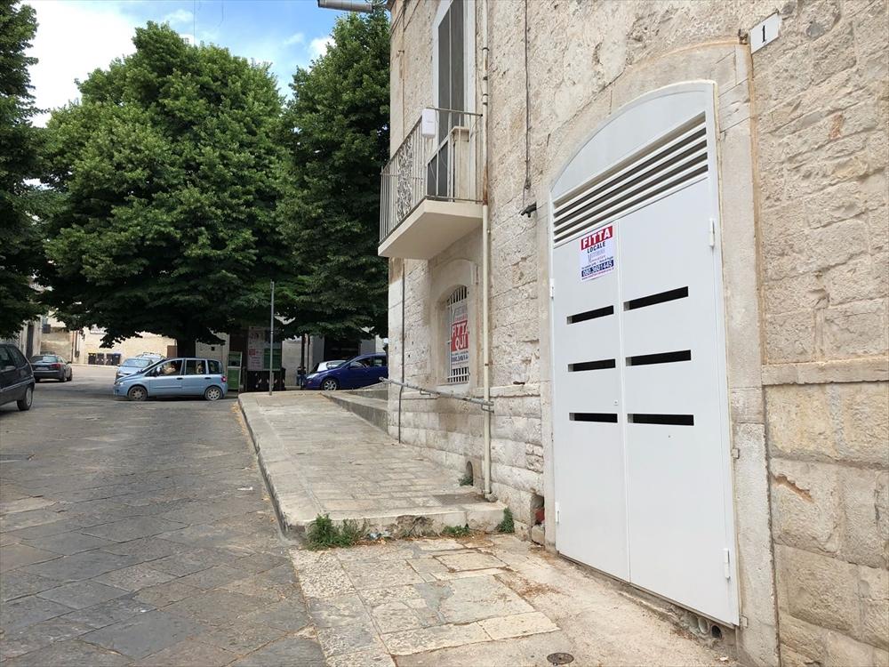 Ufficio in affitto in via de cristoforis, Ruvo di Puglia Rif. 7718649