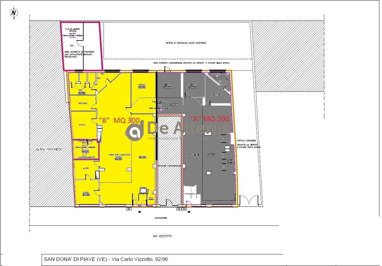 Negozio in vendita, San Donà di Piave centro Rif. 10267605