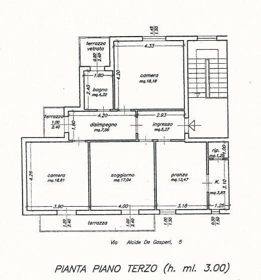 Appartamento in vendita Rif. 9268514
