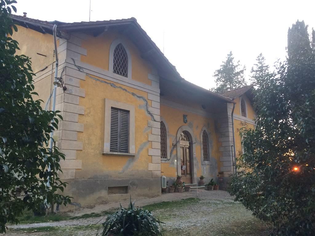 Villa con giardino, Gambassi Terme pillo