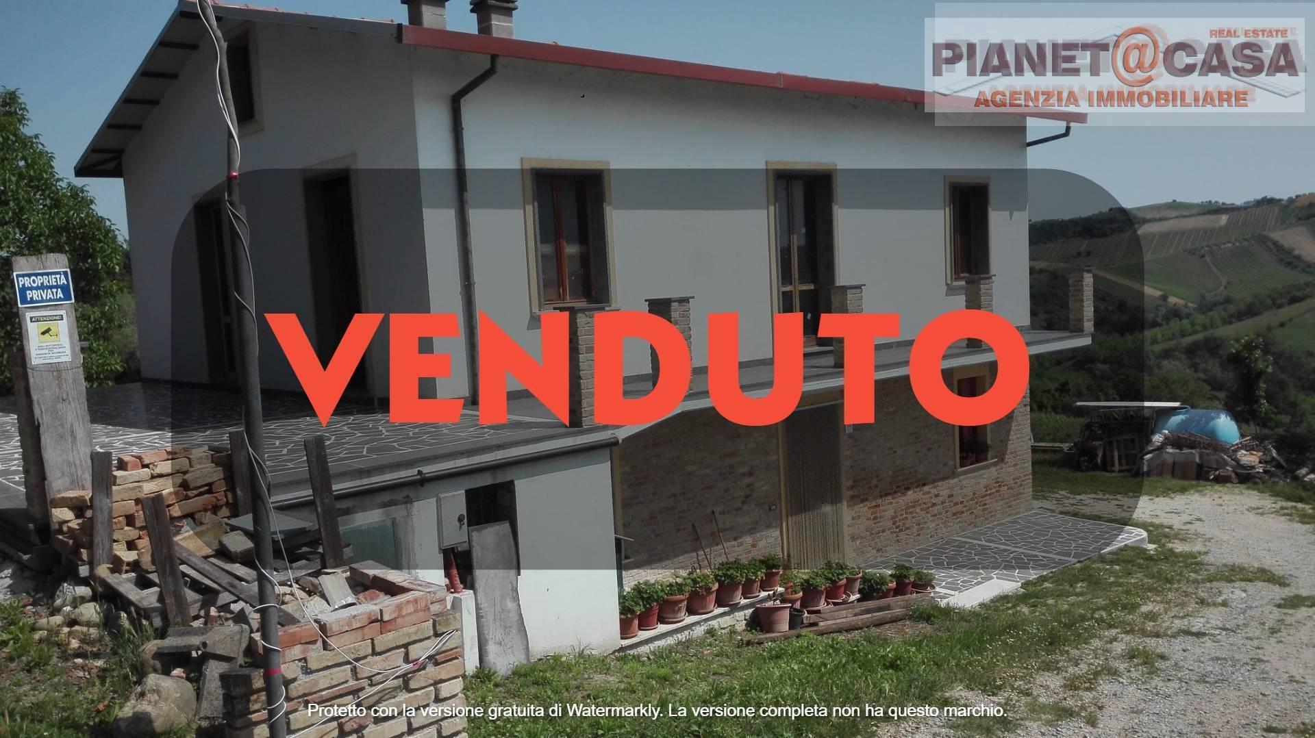 Casa indipendente da ristrutturare a Spinetoli