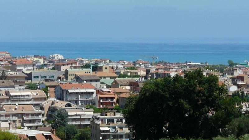 Villa vista mare a San Benedetto del Tronto