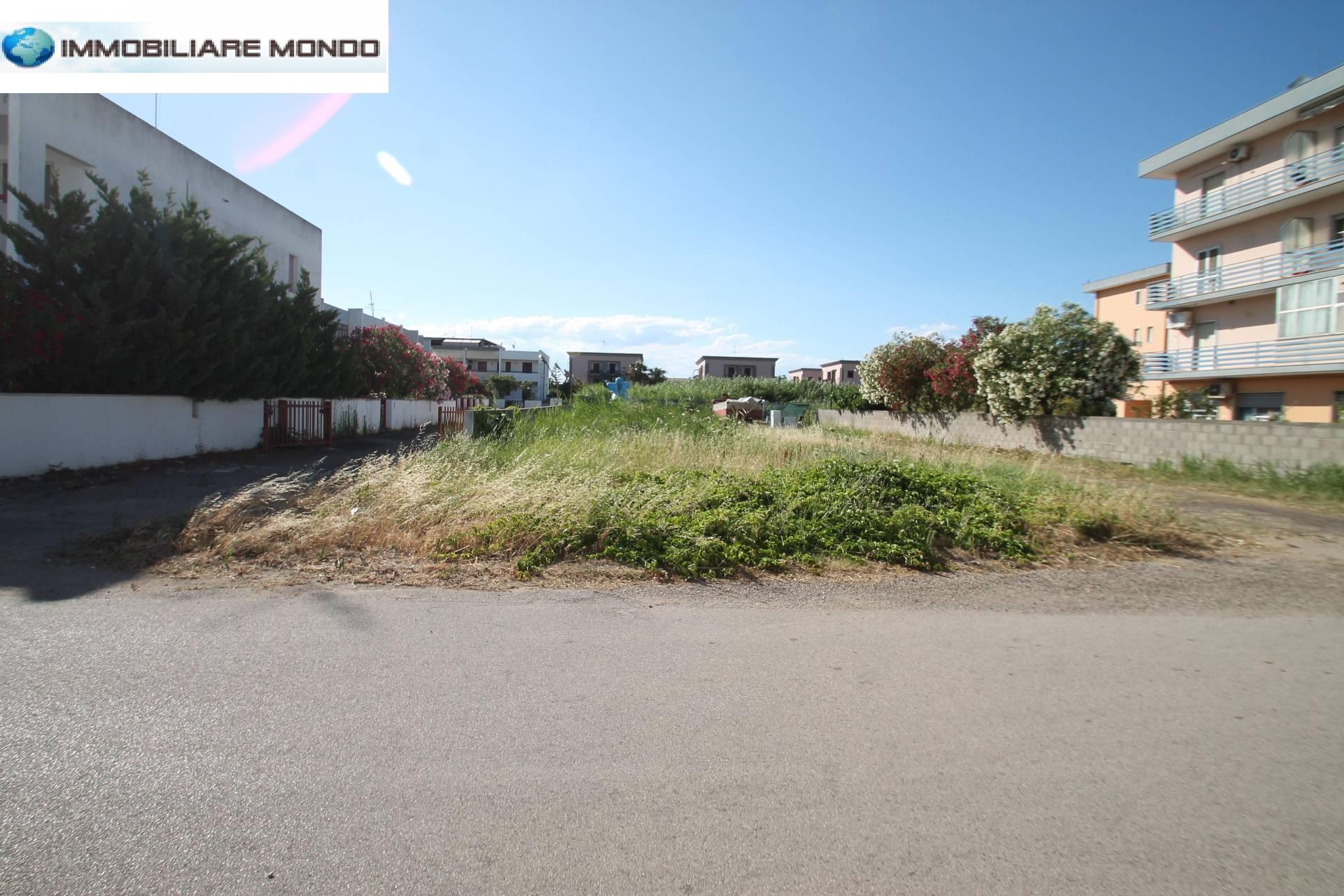 Vendesi terreno Campomarino lido di Rif. 5157227