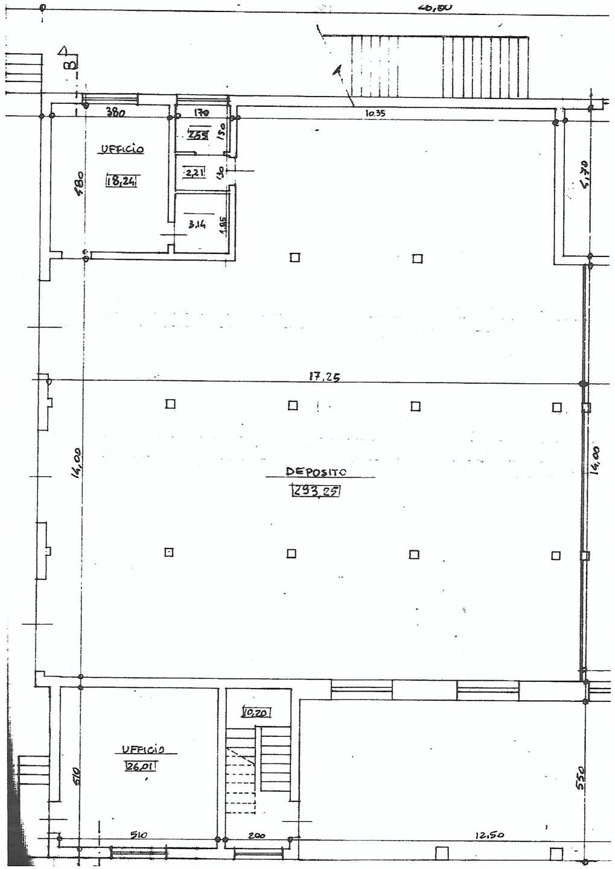 Affitto magazzino Latina borgo san michele Rif. 5334480
