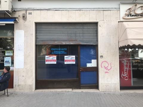 Locale commerciale Campobasso centro