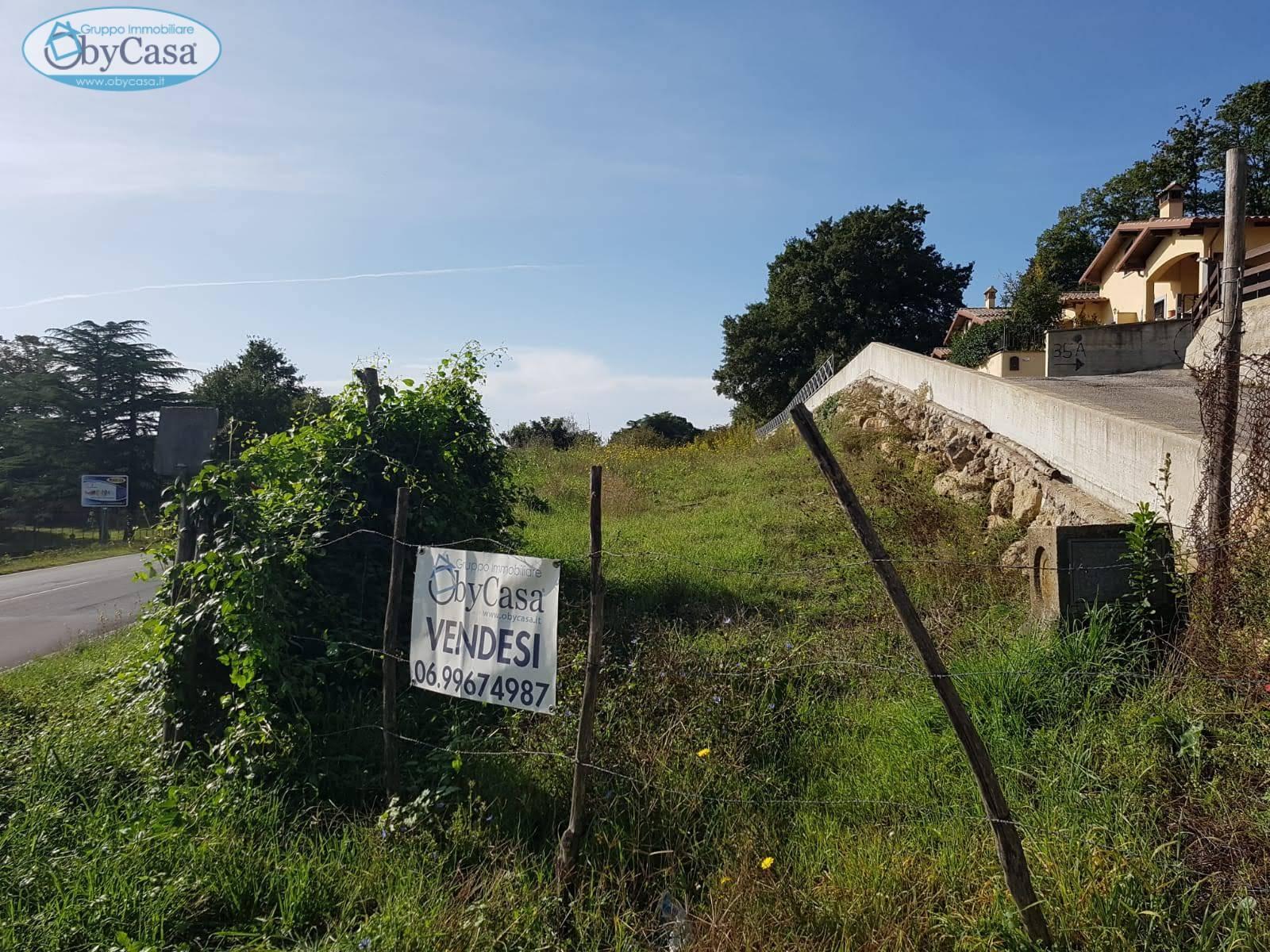 Terreno in vendita, Manziana le fornaci Rif. 11389602
